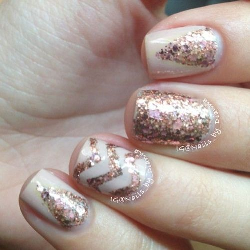 Glitter maniNails Nails, Nails Art, Hair Nails Skin, Beautiful, Nails Hair, Nails By Dianna, Nails Ideas, Hair Fashion Nails Makeup, Gorgeous Nails