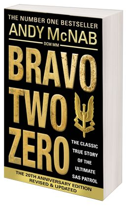 Bravo Two Zero - 20th Anniversary Edition - signed by the man himself!