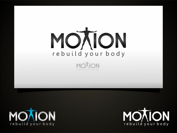 Motion (Physical Therapy  fitness center) needs a new logo. by arenug