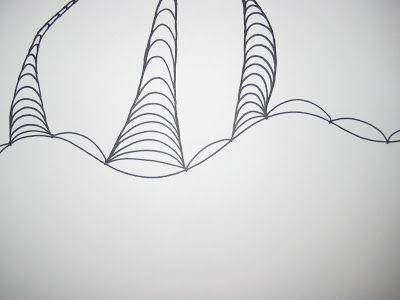 Easy D Line Drawings : 45 best curvey lines images on pinterest op art education