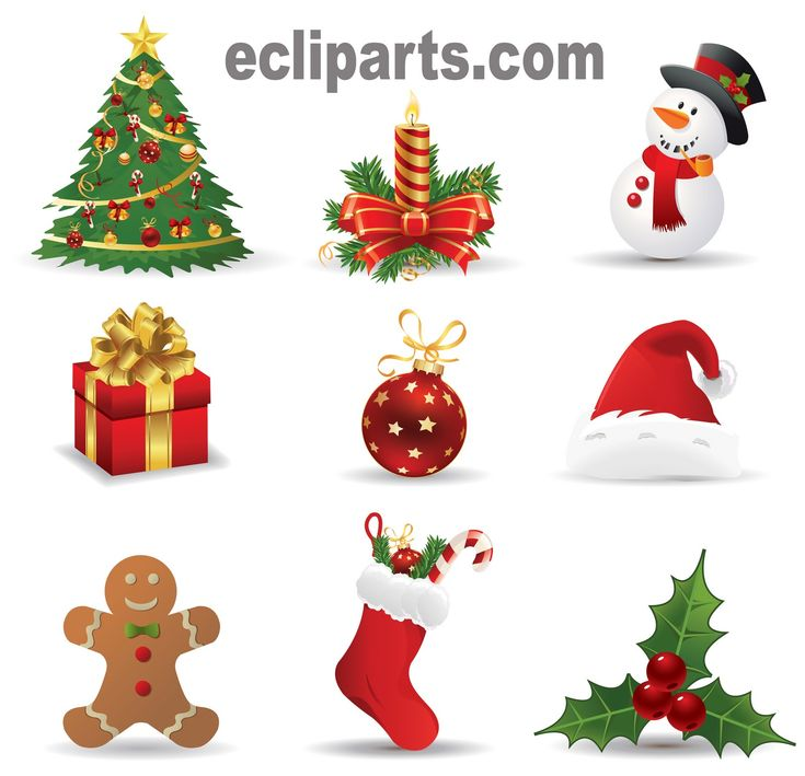 The 25 best free christmas clip art ideas on pinterest christmas christmas objects christmas new clip art christmas clipart publicscrutiny Images