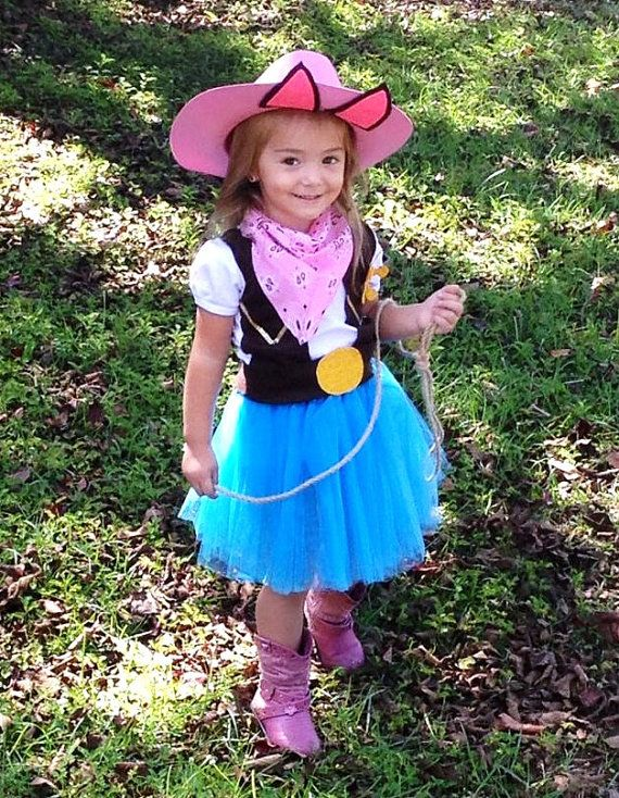 Sheriff Callie tutu costume by AngelinaRoseInspired on Etsy