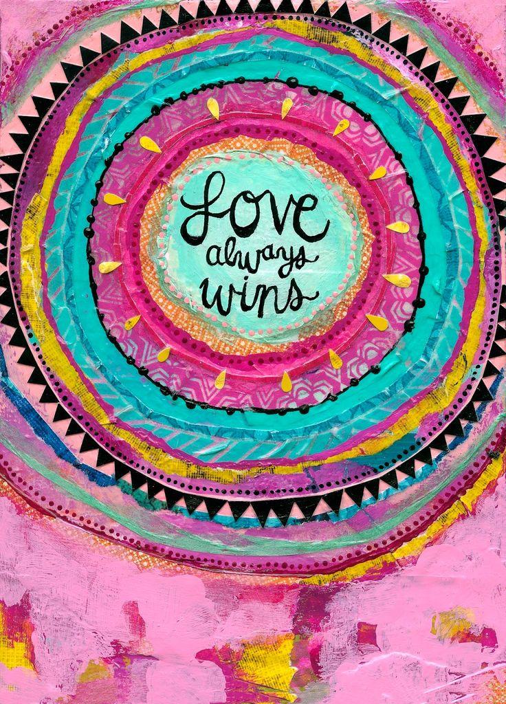 The Turquoise Paintbrush: love, always