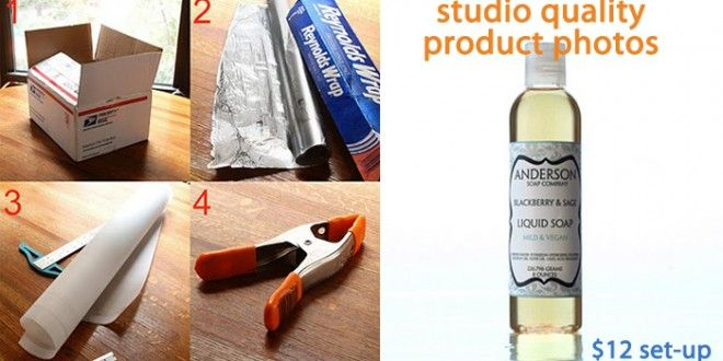 How to photograph your product.    Handmadeology's resident product photography pro Mariano, has put together a $12 ...