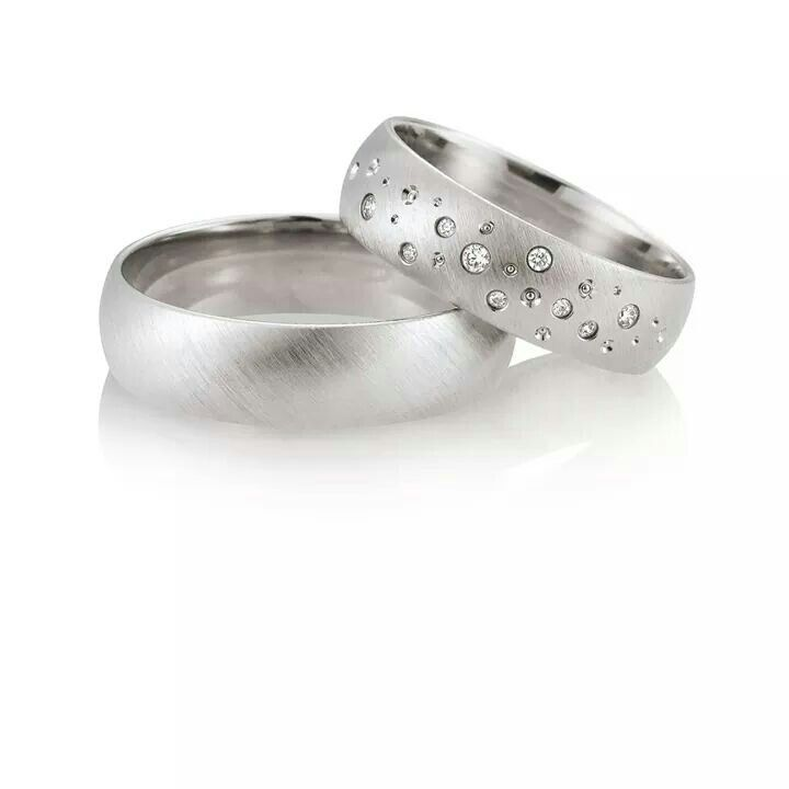 114 best Ehering mit Diamant images on Pinterest