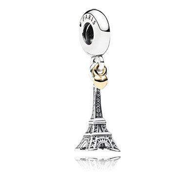 Pour représenter Matt et moi! La première fois qu'on s'est vu c'était à Paris!!