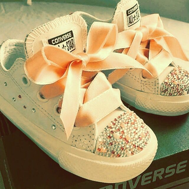 Made by me ..converse baby