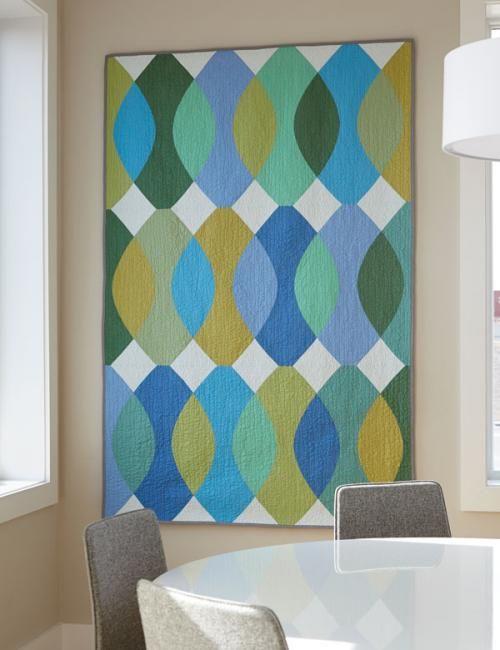 Argyle by Modern Quilt Studio                                                                                                                                                      More