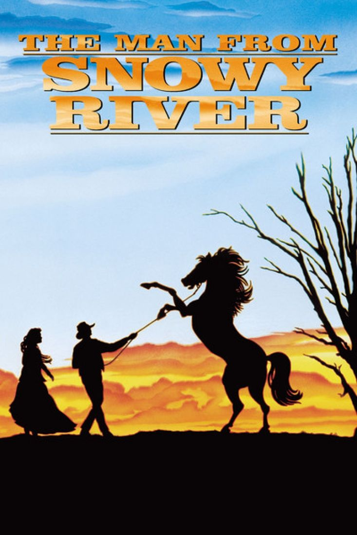 101 best images about man from snowy river on Pinterest