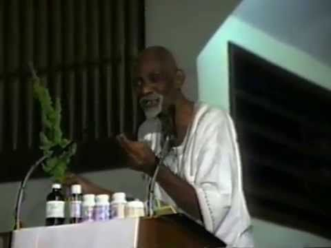 God Food, The Cure For Aids, Cancer & Heart Disease Pt 2 Of 2   Dr  Sebi
