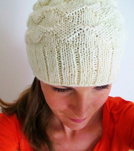 Knitting Patterns For Hats Pinterest : Knitted hat patterns pinterest crafts