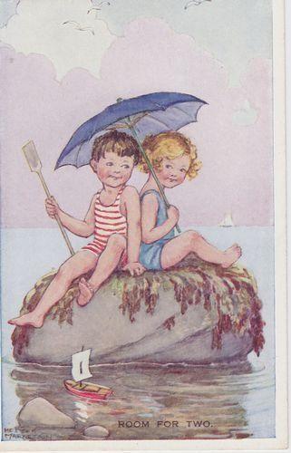 HESTER MARGETSON postcard