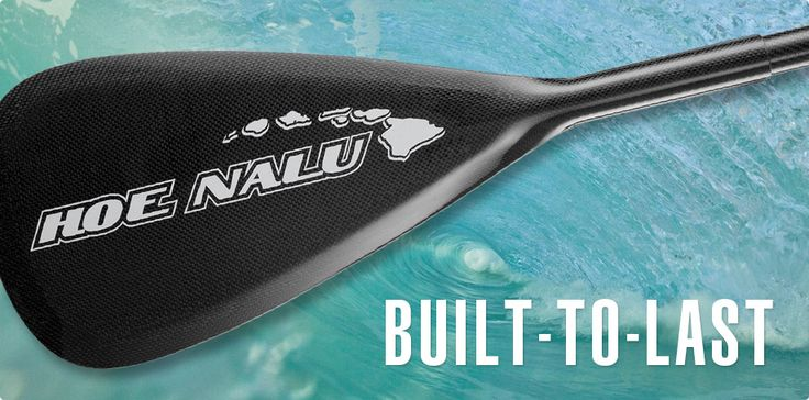 Hoe Nalu Hawaii Carbon Fiber SUP Paddles | Click link for fixed length and adjustable paddle options #SUP #supboard  #surfergirl #paddle #surf #surfer  #standuppaddle #hoenalu