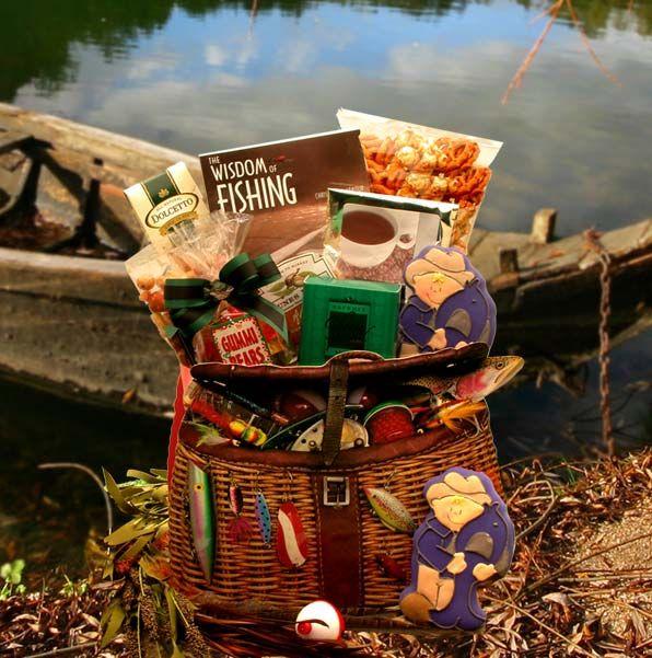The Wisdom of Fishing Gift Bag
