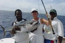 fishing in Vanuatu