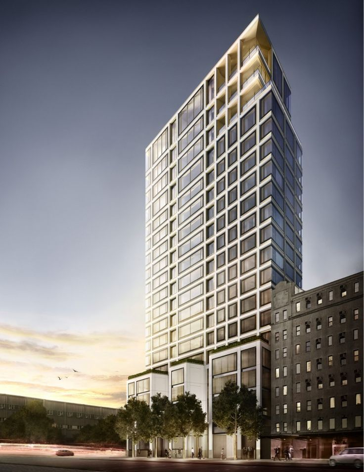New Images Released of Foster + Partners' Luxury Manhattan Condominium