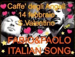 Caffé degli Angeli  - Odio San Valentino, ma amo ballare al Caffé' degli Angeli