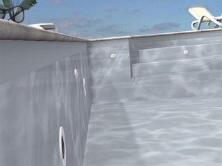 17 meilleures id es propos de liner piscine sur for Liner piscine vogue