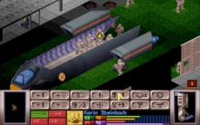 Ufo Enemy Unknown, awesome tactical turn based combat game