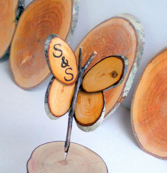 Hey, I found this really awesome Etsy listing at https://www.etsy.com/listing/102594729/initials-wedding-butterflies-decorations