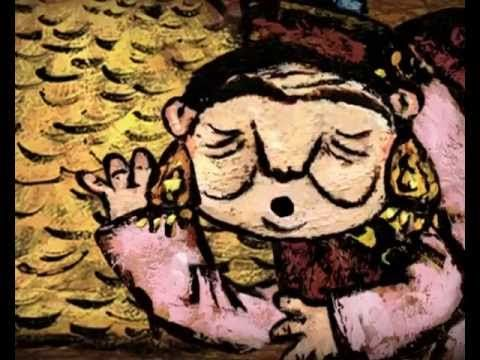 """Колыбельные мира - Татарстан #Tatarstan #Lullaby """"Lullabies of the World"""" - a Russian animated project on lullabies of different nations of the world."""