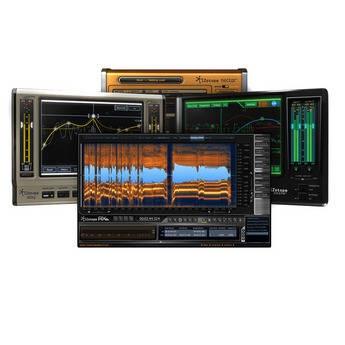 iZotope   Studio & Repair Bundle - Effect Suite for Vocal Production, Mixing, Mastering and Audio Repair