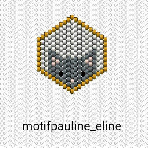 WEBSTA @ pauline_eline - Coucou les gens, voici le diagramme du petit chat dans sa fenêtre ! Comme d'habitude, c'est pour un usage privé, pas pour la vente. Pour les personnes qui ont commandé des bijoux pendant la vente pour l'association de ma soeur, il semblerait que quelle que soit la quantité de papier bulle que j'utilise, les perles supportent mal le trajet... Il faut me le dire absolument ! Vous avez payé pour recevoir un objet en bon état, c'est normal (et pour moi obligatoire) ...