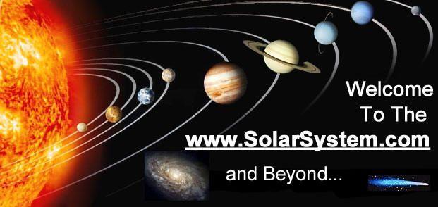 The New Solarsystem - SolarSystem.com