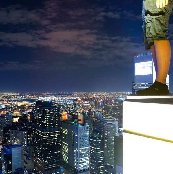 News - Teen arrested for climbing New York's tallest buildings and taking pictures - The Weather Network