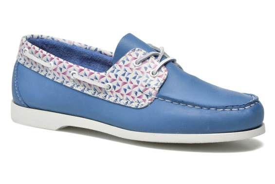 Chaussures à lacets Pietra TBS vue 3/4