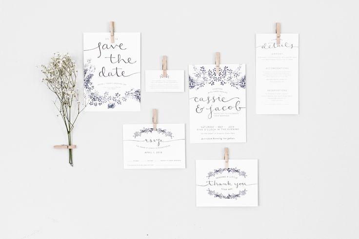Studio Hours: Wedding Update (The Invites) | thevedahouse