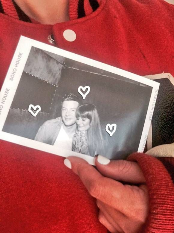 Lea Michele s Tribute To Cory Monteith On The Fourth Anniversary Of His Death Will Have… #Paparazzi #anniversary #death #fourth #michele