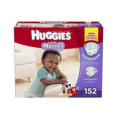 Diapers size chart