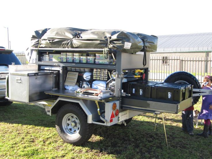 519 best images about trailers and rv 39 s on pinterest for Camp trailer kitchen designs