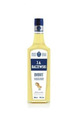 Austriacki likier jajeczny Baczewskiego produkowany na podstawie oryginalnej przedwojennej receptury z najlepszych naturalnych składników takich jak świeże żółtka, mleko, wanilia oraz specjalnej mieszanki przypraw i spirytus.Wyśmienicie smakuje z porcją lodów polaną Ovovitem lub z kawą z dodatkiem kilku łyżeczek.