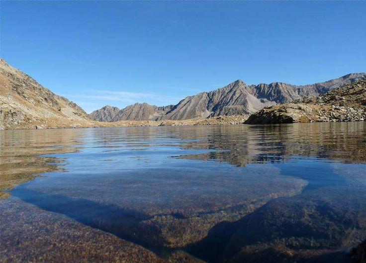 Lacs d'Estibe Aute - Vallée de Cauterets