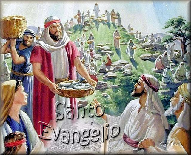 Jesús el Tesoro Escondido: Santo Evangelio 8 de Enero 2016