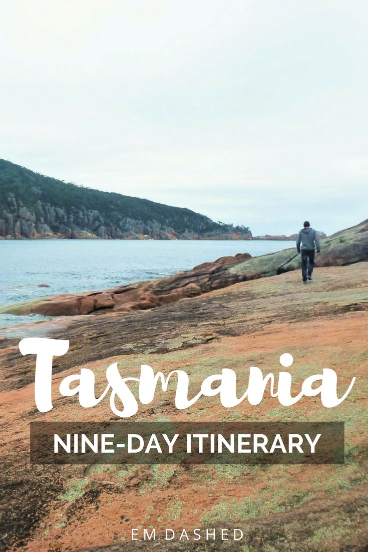 Explore Tasmania, Australia's smallest and wildest state. This 9-day road trip itinerary features the Tasman Peninsula, Bay of Fires, Cradle Mountain, and more.