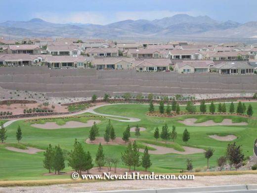 Henderson Nevada Rio Secco Golf Course Homes Relocation Near Our Home