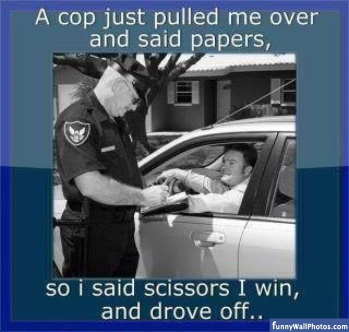 Love this. so funnyLike A Boss, Rocks Paper Scissors, Laugh, Funny Humor, Epic Win, Quote, Funny Stuff, So Funny, Funnystuff
