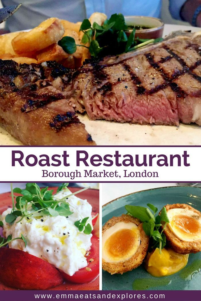 Roast Restaurant, Borough Market, London