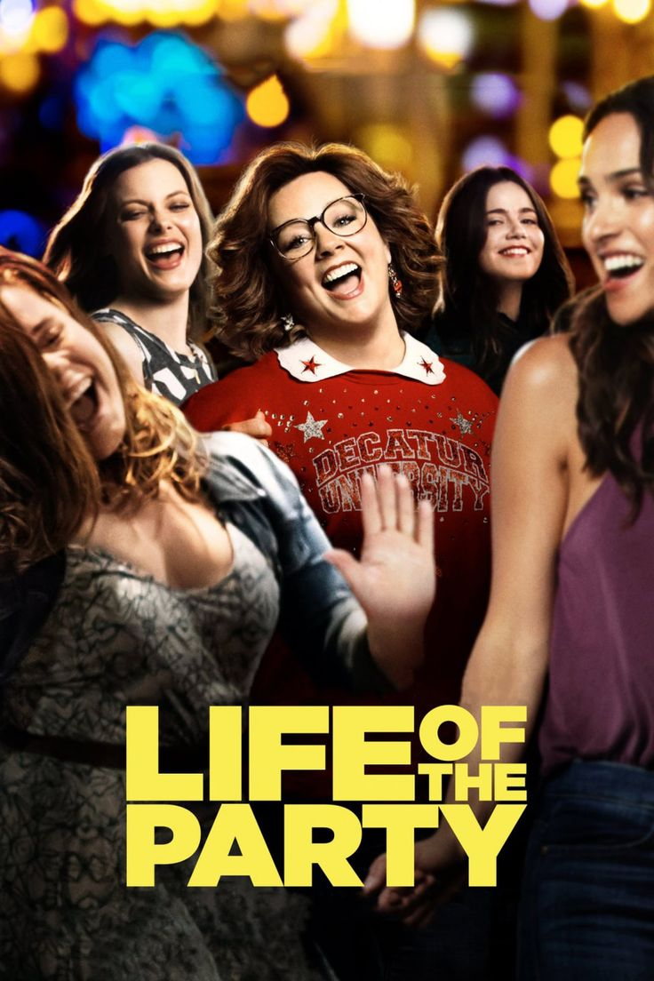 Life of the Party FulL MoviE'2018 New Line Cinema, On the Day,