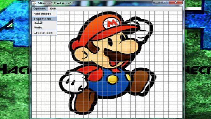 [TutoFR] Logiciel pour le pixel art Minecraft !