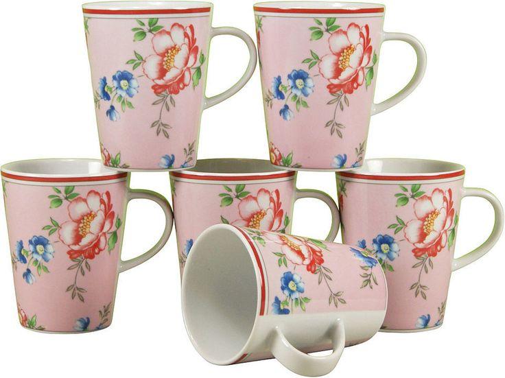 Die besten 25+ Kaffeebecher porzellan Ideen auf Pinterest Tasse - porzellan geschirr geschenk