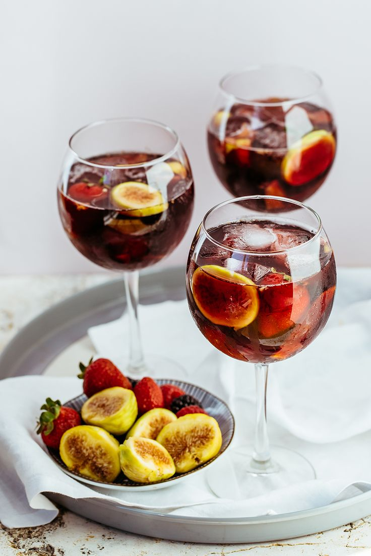 End of summer sangria summer ps and end of - Olive garden green apple sangria ...