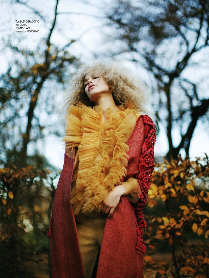 Photography: Suzana Holtgrave Styled by: Konstantinos Gkoumpetis Hair: Noriko Takayama Makeup: Julia Steiner Models: Islamova Ksenia &Zoe Willim