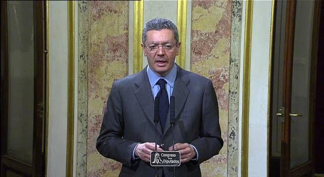 Gallardón anuncia ahora la rectificación parcial de la polémica ley de tasas