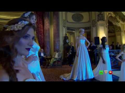 Al St. Regis Roma la nuova collezione Bridal firmata Atelier Curti - Abstract - www-HTO.tv - YouTube