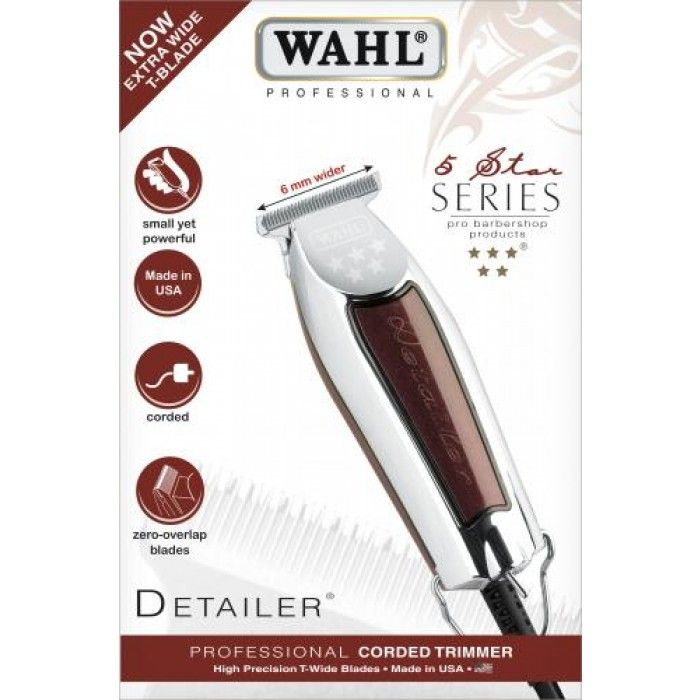 WAHL MASINA DE TUNS DETAILER WIDE 5 STAR WA08081-916