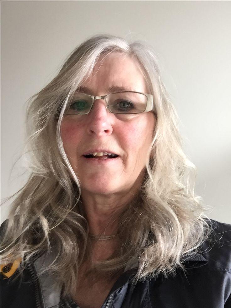 Mit nye look. Var hos frisør i Hårstudiet i dag.